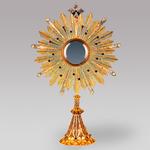 accessori liturgici ostensori