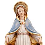 statue Madonna in legno
