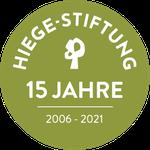 13 Jahre Hiege-Stiftung