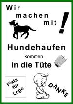 Schild von DSP