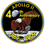 Apollo 11 40th Anniversary