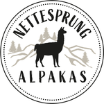 Nettesprung-Alpakas Logo