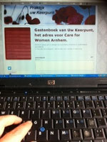 gastenboek care for women