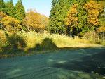 長野県上水内郡信濃町、黒姫高原スキー場近接の別荘用地