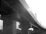 谷田部村(現・つくば市)にて建設中の新線