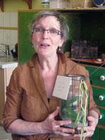 Erzieherin Eva-Maria Wühr