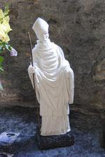 Photo Emilie Nisolle - Statue de Saint-Lazare