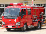 2013年の消防団交流