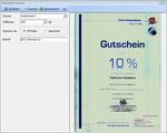 TopKontor-Bildschirm-Foto: neues Fenster mit Scannerschnittstelle