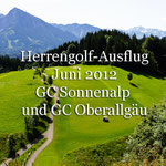 Herrengolf-Ausflug 2012 GC Sonnenalp. Golf-Club Freudenstadt. Foto Rainer Sturm stormpic.de