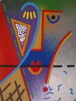 PERFEKT, Detailansicht (c) 1988