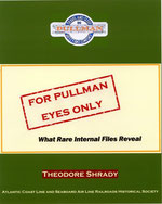 For Pullman Eyes Only Book Cover
