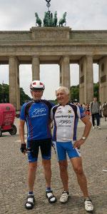 Walter und Franz in Berlin