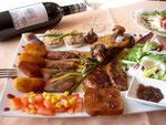 Assiette de Pays de Landes Chalosse