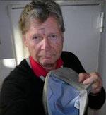 BSV Schatzmeister Wilfried Eckstein