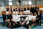 Das Bundesligateam des Bramfelder SV