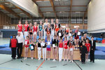Alle Teilnehmer von den Hamburger Meisterschaften