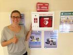 Gesundheitssport-Referentin Hanna Kuhnt