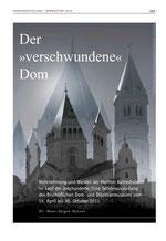 """Für Mitglieder: der """"verschwundene"""" Dom"""