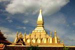 Stupa in Vientiane (Laos)