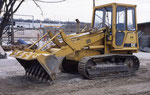 CAT 931C Laderaupe Porr