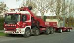 Scania 124G 420 Alpina AKS