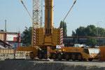 Terex-Demag AC 500-2 Prangl Budapest
