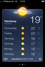 Sommer in Hamburg
