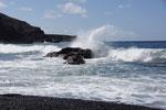 el Golfo, Westküste Lanzarote