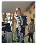 Letztes Ständchen der Flöten-AG
