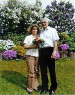 Frau Eva Kinkel und Herr Helmut Schroth das Ja-Wort in Regensburg