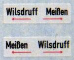 Wilsdruff - Meißen