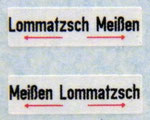 Lommatzsch - Meißen