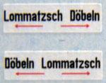 Lommatzsch - Döbeln