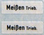 Meißen (Trieb.)