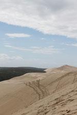 Wanderdüne von Pilat