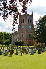All Saints Church, Crondall