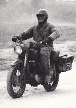 1970: Krad-Melder Sepp Lippacher