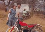 1980 Krankl mit Yamaha TY