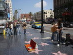 Walk of Fame, Los Angeles. Image: wikipedia