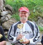 Richard Ganster, ausgezeichneter Trialer trotz vorangeschrittener Jugendlichkeit. Image: www.trials.at