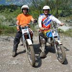 Frank Ortner und Arnold Kremlicka, Image: Max Hengl