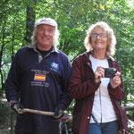 Mick und Jill Andrews