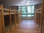 宿泊室(16人部屋)