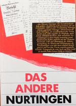Das andere Nürtingen. Einheimatgeschichtlicher Beitrag zum 100. Geburtstag der Nürtinger SPD
