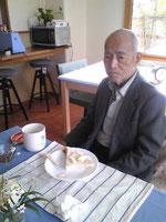 松山さんのお父さん