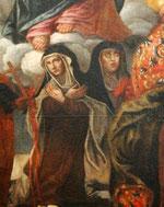 S. Maddalena de' Pazzi e la Ven. Rosa M. Serio