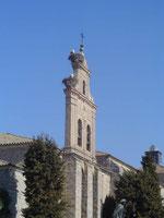 Il campanile a vela dell'Incarnazione - Avila
