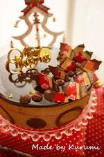 クリスマスケーキ*2011☆