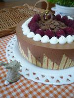 スイートチョコレートムースケーキ